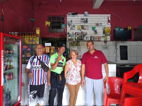 photo of Morro Do Falcão Group
