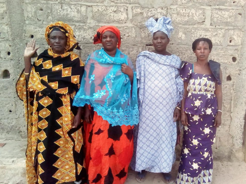 photo of Ndeye's Group