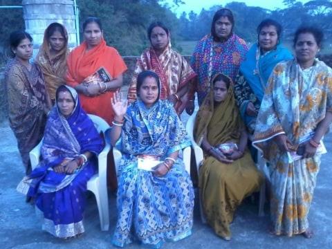 photo of Ann Banadurga Shg Group