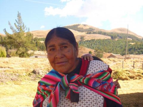photo of Gregoria