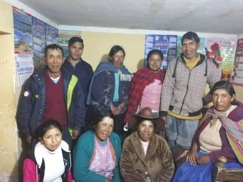 photo of Luceritos De Sullca Group