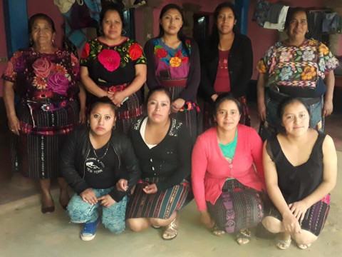 photo of Las Costureras Group