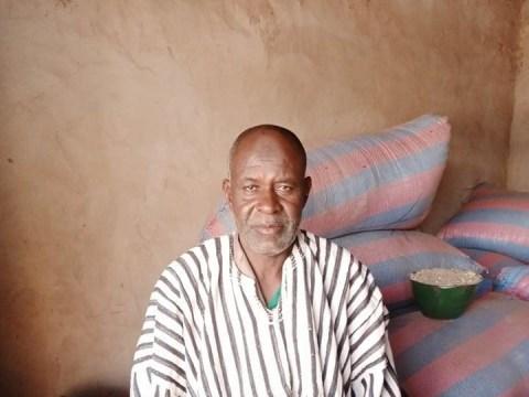 photo of Abdou