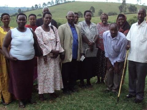 photo of Nyakiju Tukore A, Rukungiri Group