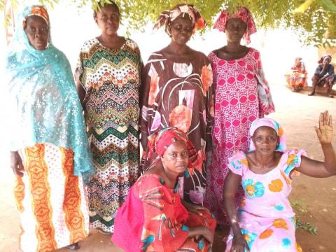 photo of Diama's Group