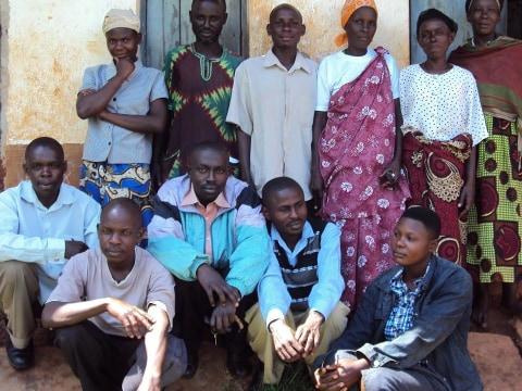 photo of Tweterane Women's Group, Kyenjojo