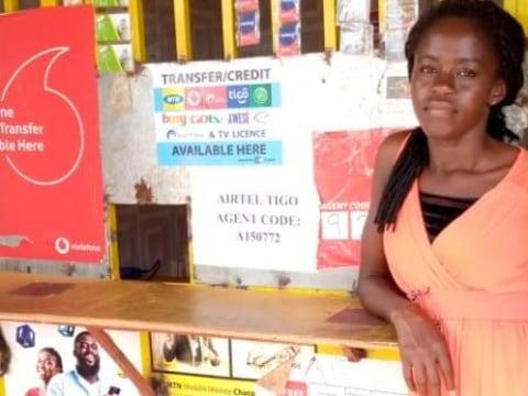photo of Yvette Akuba