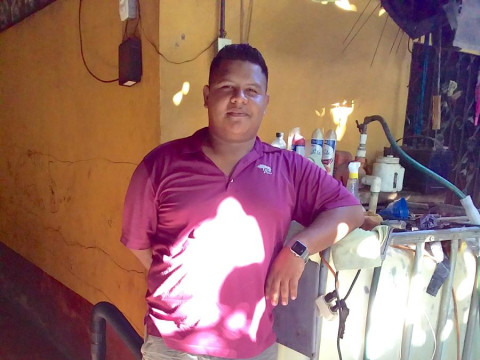 photo of Matias Gamaliel