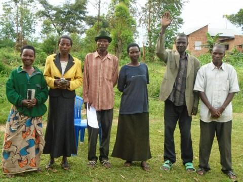 photo of Rwenshonga Group