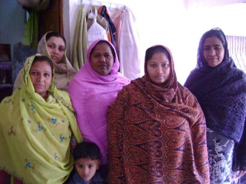 photo of Irshad Bano Israr Ahmad Group