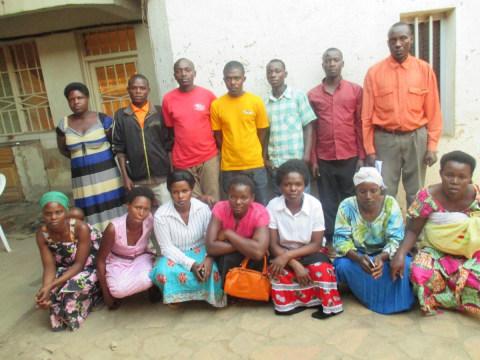 photo of Twubakane Group