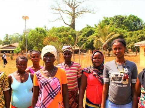 photo of Nakama Lady Farmers' Group