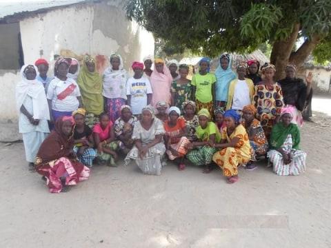 photo of Kadidatou Aliou's Group