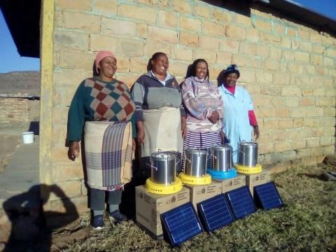 photo of Sekabatho Group