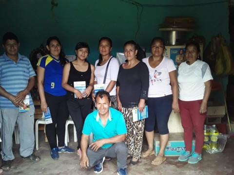 photo of La Vecindad Group