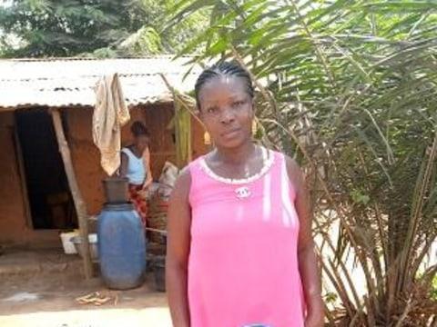 photo of Akossiwa J. E.