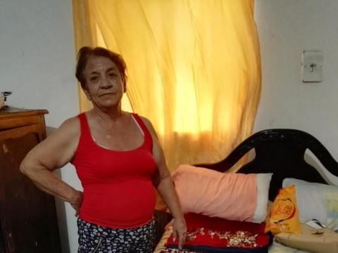 photo of Maria Rocio