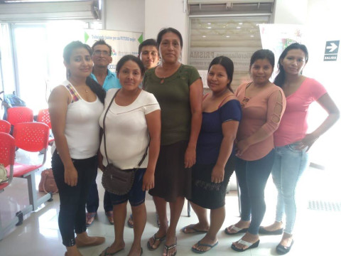 photo of Costa Rica En Desarrollo Group