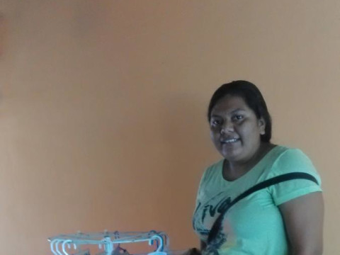 photo of Saira Tomasa