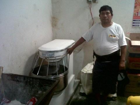 photo of Santos Ynocente