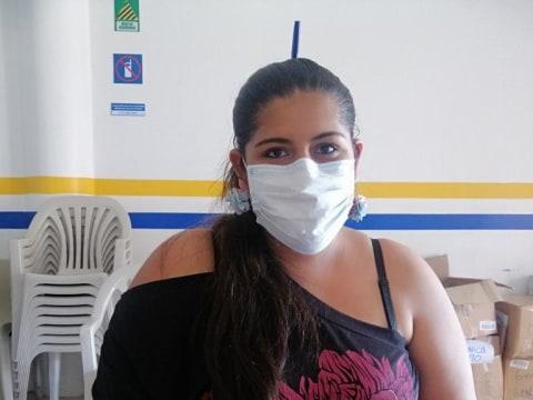 photo of Andrea Ximena