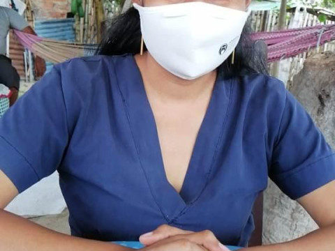 photo of Carmen Lucila