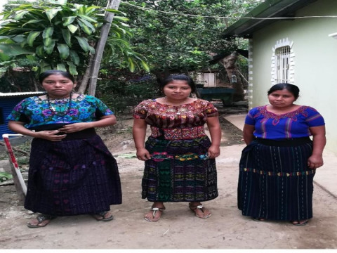 photo of Grupo De Mujeres Salida Paculam Group