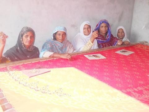 photo of Sajida's Group