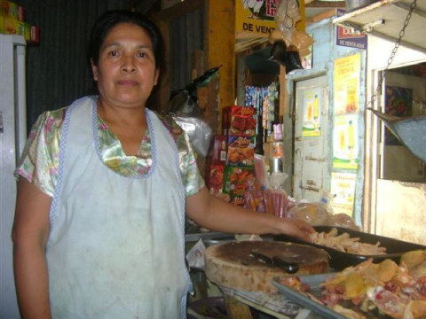 photo of María Ana