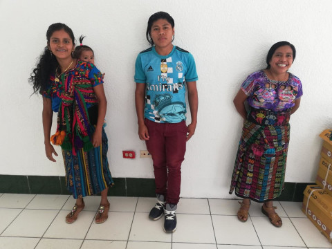 photo of Grupo Mujeres Las Mariposas De Tzamjuyup Group