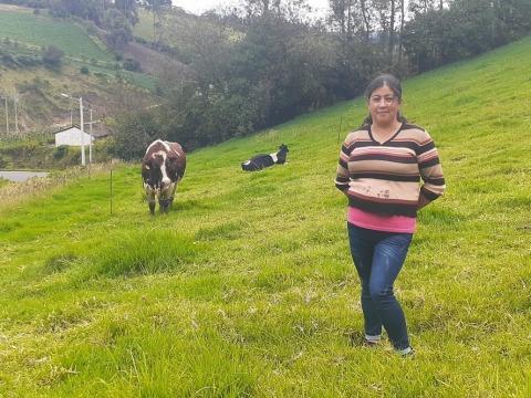 photo of Ana Alejandra