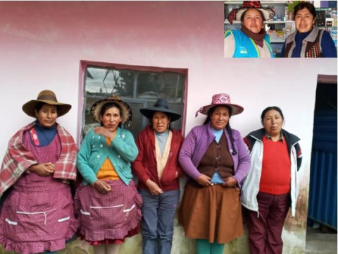 photo of Patron Señor De Exaltacion Chamaca Group