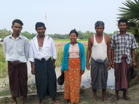 photo of Lay Eain Kone Village Group