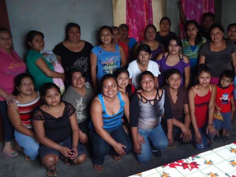 photo of Celia Ernestina's Group