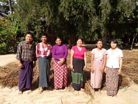 photo of Tha Sin-3 (E ) Village Group