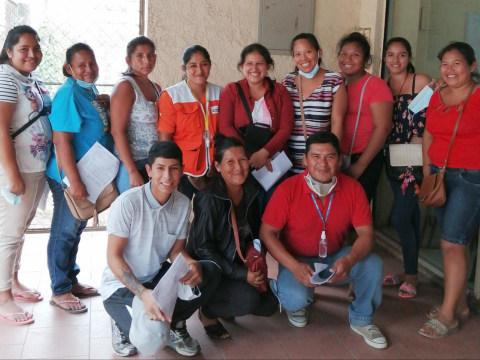 photo of Corazon Valiente Group
