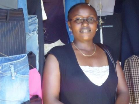 photo of Beth Muthoni