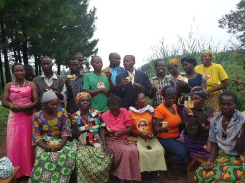 photo of Karungule Tweimukye Group
