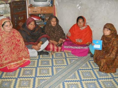 photo of Bushra's Group