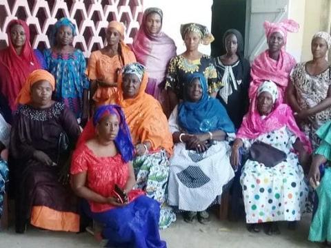 photo of Aminata's Group