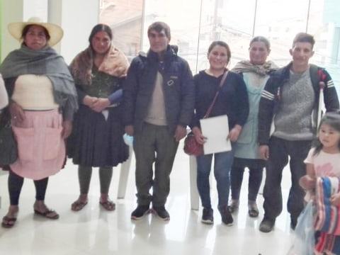 photo of Guadalupitas Group