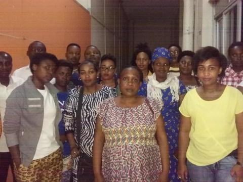 photo of Abanyamirimo Cb Sub Grp B Group