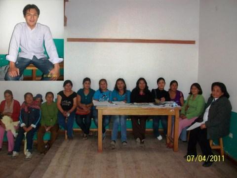 photo of Llankay Huayna Group