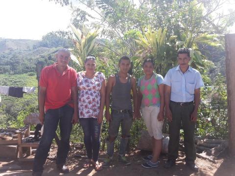 photo of Gs. Luchando Juntos Group