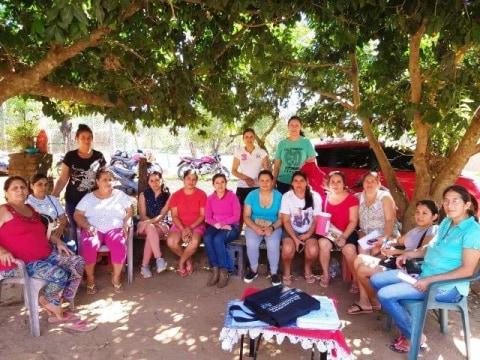 photo of Kuñanguera Katupyry Group