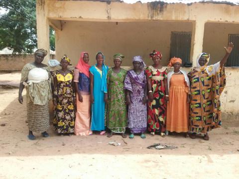 photo of Ndoumbe's Group