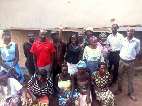 photo of Rusenyi Obumu Group
