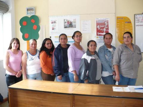 photo of Medio Ejido (Cuenca) Group