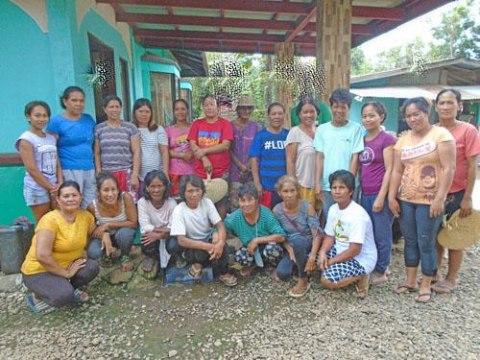 photo of Ctr 146 Calapi Women's Associatiom Group
