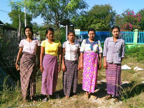 photo of Nga Hpaung Kan(1)D(Gl) Village Group